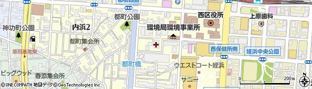 清楽寺周辺の地図