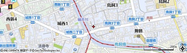 えびす整骨院周辺の地図