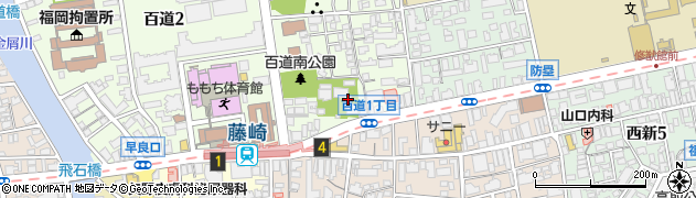 千眼禅寺周辺の地図