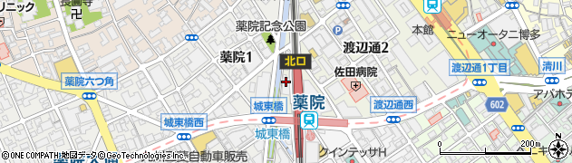 株式会社デジタルネッツ周辺の地図