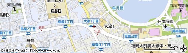 株式会社中央リスクコンサルタント周辺の地図