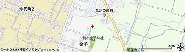 大分県中津市上池永1278周辺の地図