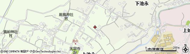 大分県中津市上池永276周辺の地図