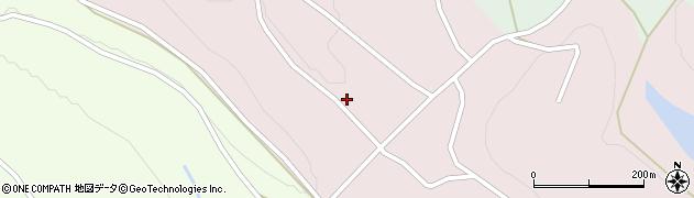 大分県国東市国東町北江2209周辺の地図