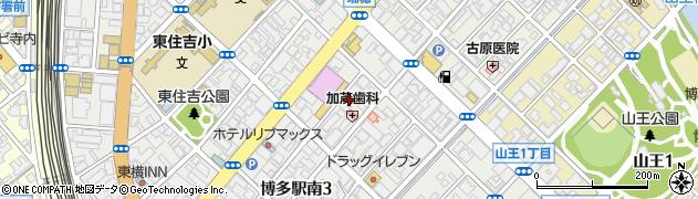 TOWA株式会社周辺の地図