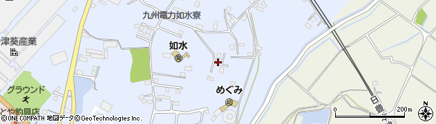 大分県中津市是則1242周辺の地図