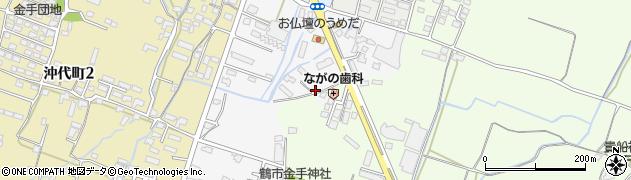 大分県中津市金手15周辺の地図