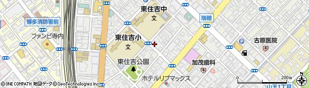 株式会社日本美肌研究所周辺の地図