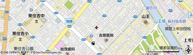 日研電工株式会社 福岡営業所周辺の地図