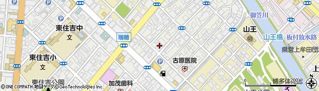 株式会社拓和 九州支店周辺の地図