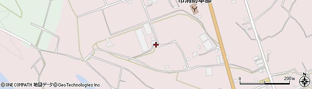 大分県国東市国東町北江3183周辺の地図