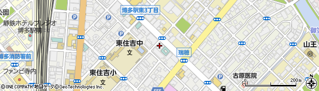 福岡県信用保証協会 債権管理部・債権回収課周辺の地図