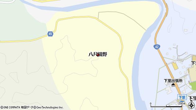 〒649-5143 和歌山県東牟婁郡那智勝浦町八尺鏡野の地図