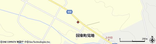 大分県国東市国東町見地773周辺の地図