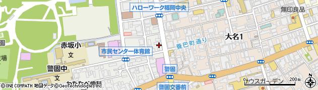 株式会社想庵周辺の地図
