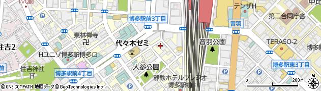 財団法人日本ボクシングコミッション 西部事務局周辺の地図