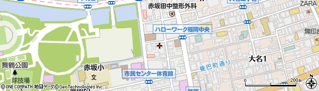 株式会社サンユニオン周辺の地図