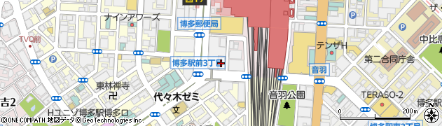 株式会社ニイミ 九州営業所周辺の地図