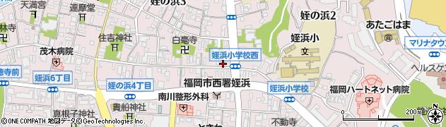 ダスキン福しげ&オールドフレンズ周辺の地図