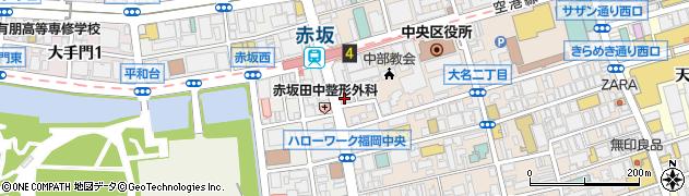 小田・小島総合会計(税理士法人)周辺の地図