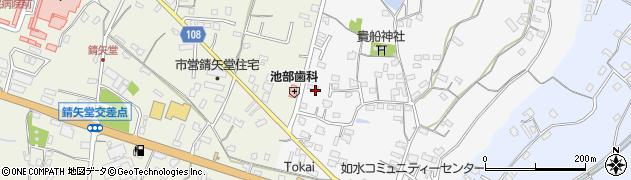 大分県中津市合馬436周辺の地図