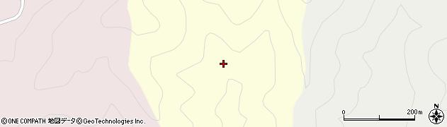 高知県高知市みづき山周辺の地図