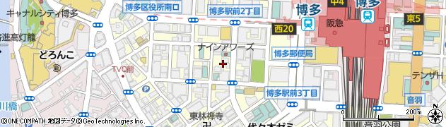 株式会社リバースライフ周辺の地図
