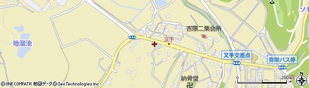 おそうじ・トライズ周辺の地図