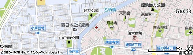 彦神社周辺の地図