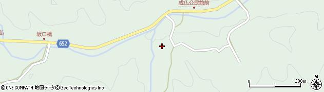 大分県国東市国東町成仏1557周辺の地図