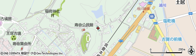 ホテルバロン周辺の地図