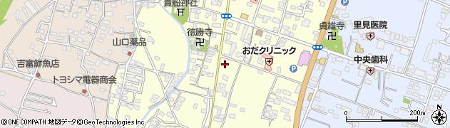 大分県中津市上宮永959周辺の地図