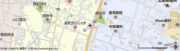大分県中津市上宮永426周辺の地図