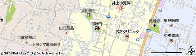大分県中津市上宮永1094周辺の地図