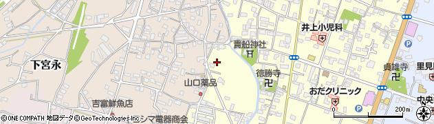 大分県中津市上宮永1200周辺の地図