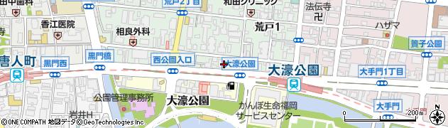 月島機械株式会社 福岡支店周辺の地図