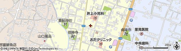 大分県中津市上宮永6周辺の地図