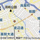 福岡県福岡市中央区西中洲