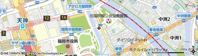 株式会社アセット・マネジメントホールディングス周辺の地図