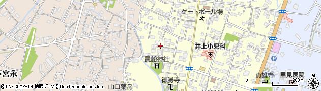 大分県中津市上宮永1146周辺の地図