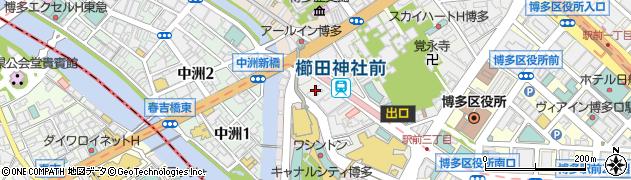 アイコーポレーション周辺の地図