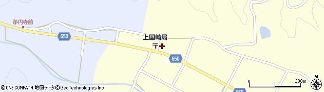 大分県国東市国東町見地1369周辺の地図