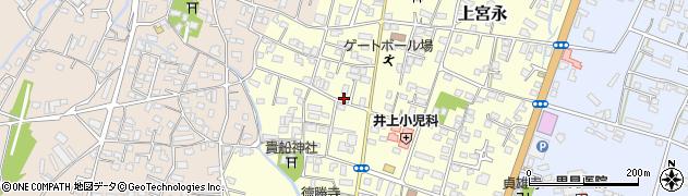 大分県中津市上宮永33周辺の地図