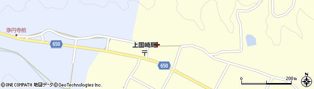 大分県国東市国東町見地1423周辺の地図