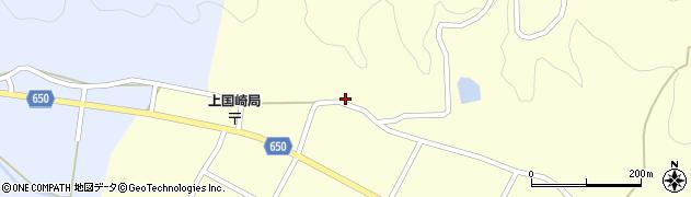 大分県国東市国東町見地1411周辺の地図