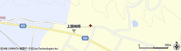 大分県国東市国東町見地1418周辺の地図
