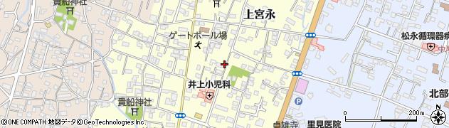 大分県中津市上宮永20周辺の地図