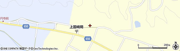 大分県国東市国東町見地1419周辺の地図