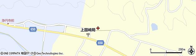 大分県国東市国東町見地1422周辺の地図