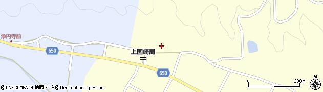 大分県国東市国東町見地1421周辺の地図